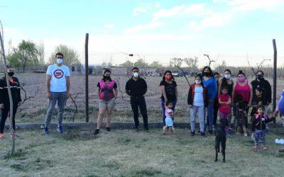 Vecinos de Las Torrecitas promueven una huerta para abastecerse de alimentos