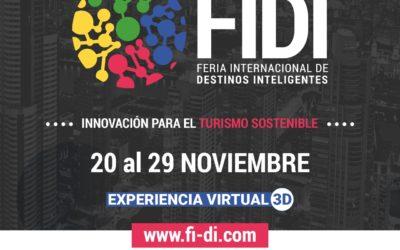 Tunuyán estará presente en la primera Feria Internacional de Destinos Inteligentes