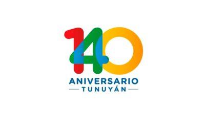 Tunuyán cumple 140 años y lo celebra con grandes acciones