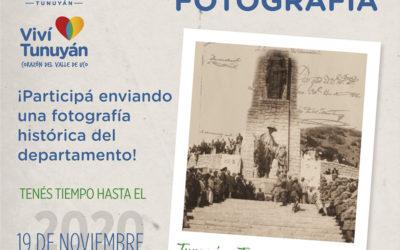 """Muestra fotográfica """"Tunuyán, tierra con historia"""""""