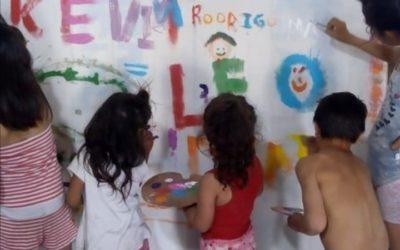 """Participá del concurso """"Un mural por los derechos"""""""