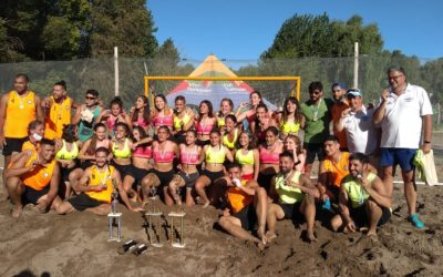 San Juan gritó campeón en Tunuyán