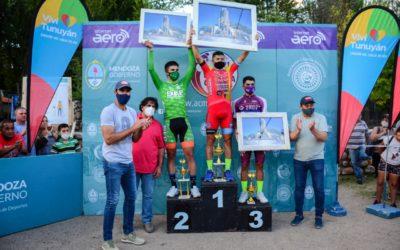 Culminó con éxito la más linda etapa de la Vuelta de Mendoza