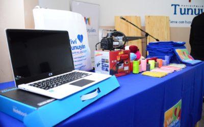 El municipio sigue fortaleciendo lazos con emprendedores y artesanos