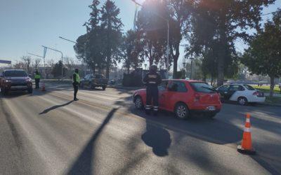 Se incrementan los controles de tránsito para brindar más seguridad vial