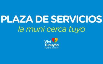 """""""La Muni Cerca Tuyo: Plaza de servicios"""" estará en El Algarrobo"""