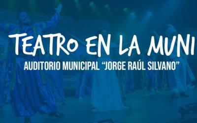 Teatro en la Muni: una propuesta para toda la familia