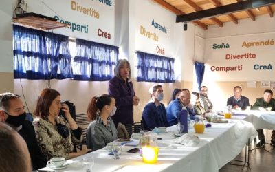 Tunuyán realizó el Primer Encuentro Presencial del Consejo  de Género