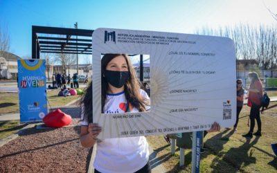 """En memoria a """"La Noche de los Lápices"""", Tunuyán llevó a cabo el Día Nacional de la Juventud"""